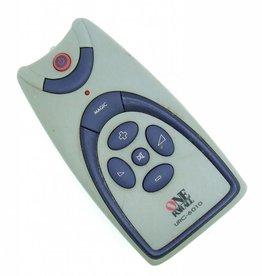 Original remote control One For All URC-6010 Zapper 1 universal remote control
