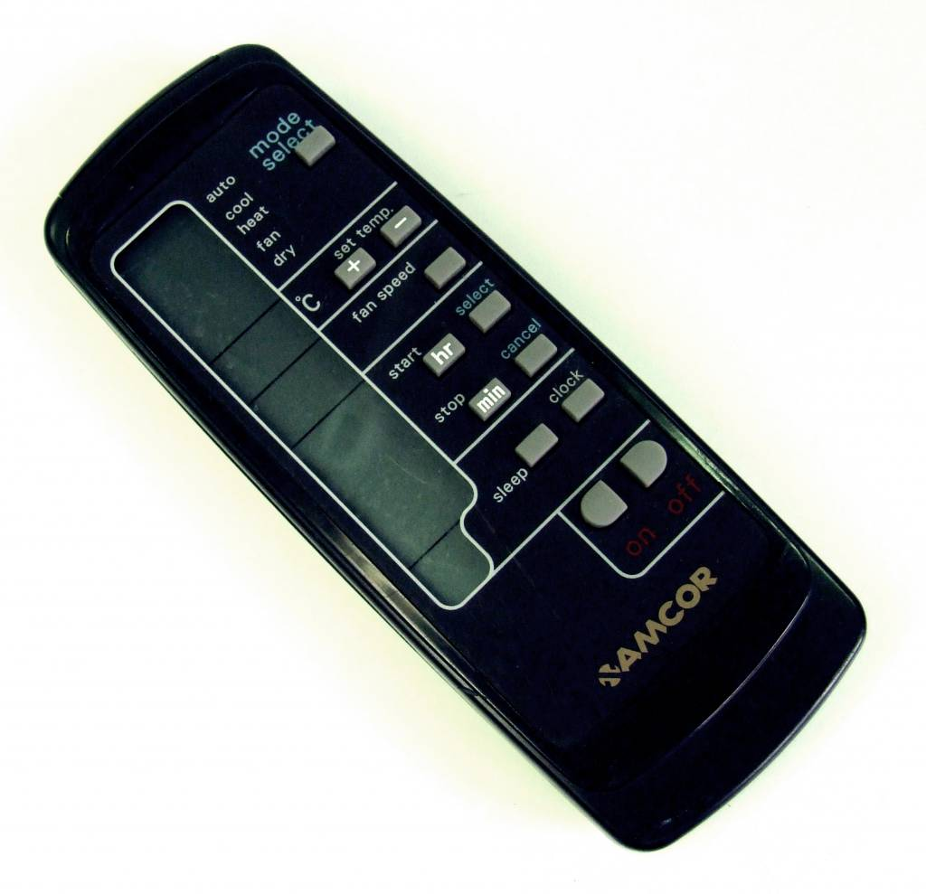 Original Amcor Remote Control for air conditioning