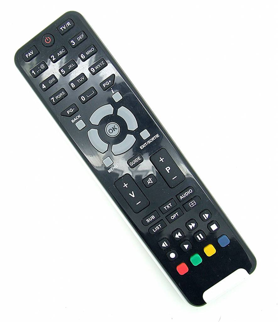 Thomson Original Remote Control for Thomson TTR110 Receiver digital terrestrisch Twin Tuner