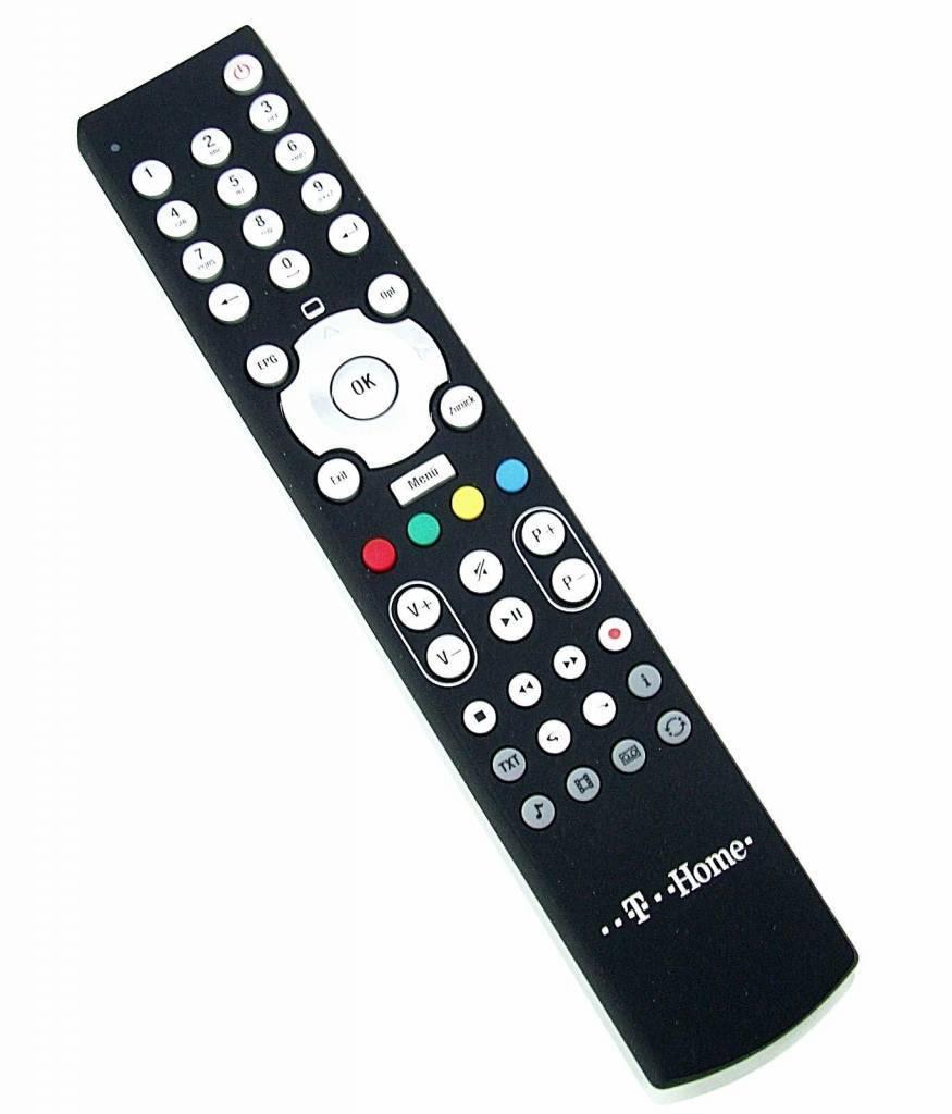 T-Home Original T-Home Fernbedienung Media Receiver MR 300 301 303 X301T 500 Sat