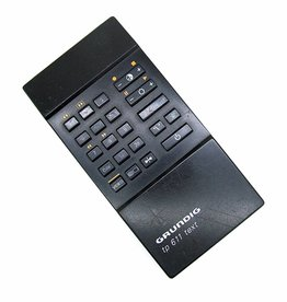 Grundig Original Grundig remote control TP611 text, TP 611 text