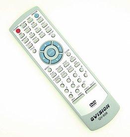 Original Qvision Fernbedienung QV-606 DVD Player