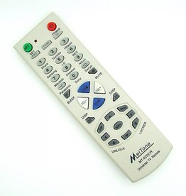 Original MeiTone Fernbedienung MT-620E/R Universal TV remote