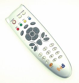 Original Tividi remote control for Homecast Receiver