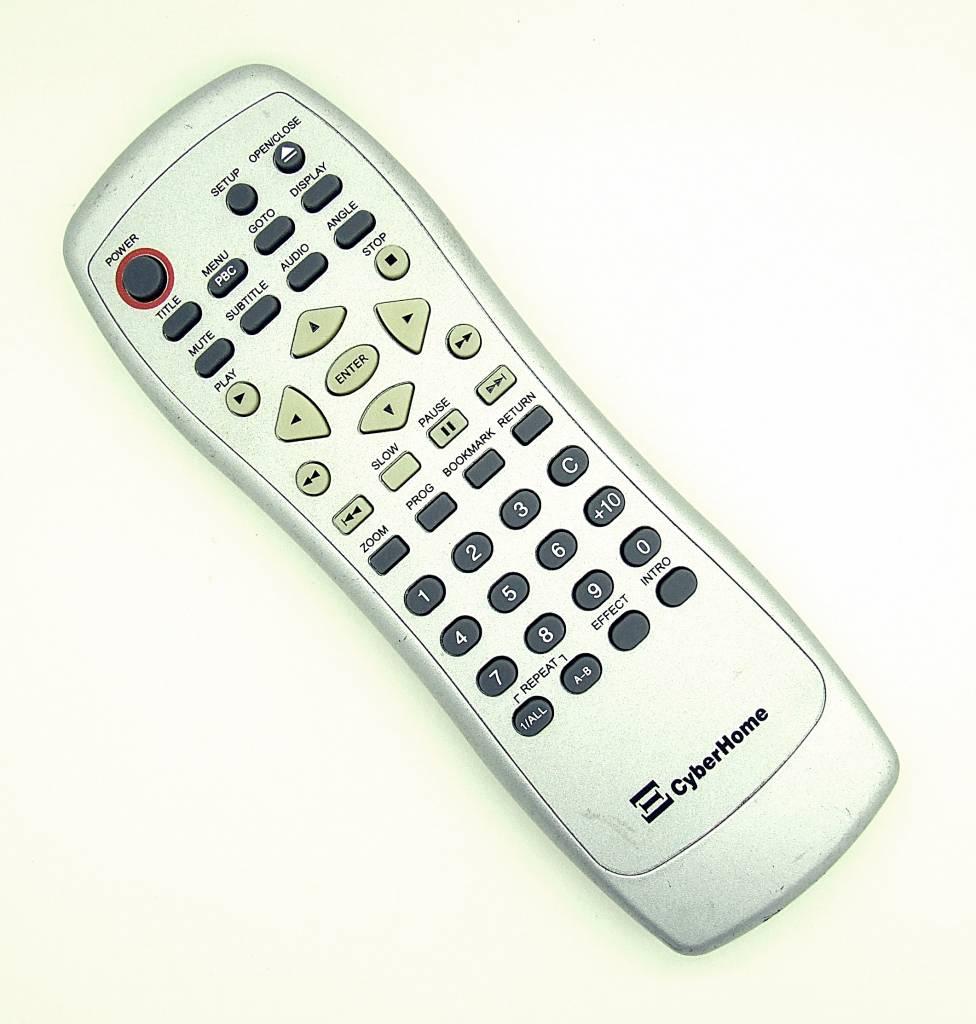 Cyberhome Original Cyberhome remote control for DVD Player