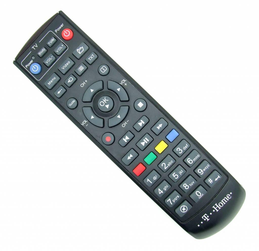 T-Home Original T-Home Fernbedienung für TV / Video / Receiver Remote Control