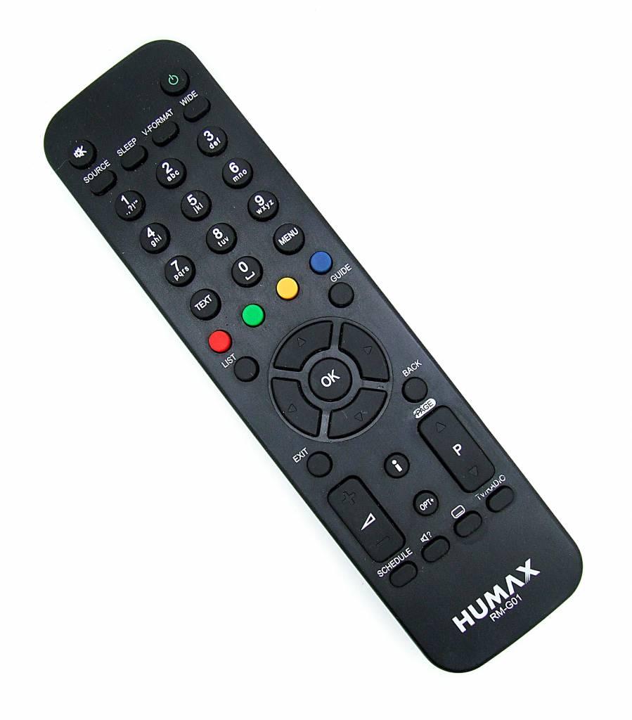 Humax Original Humax Fernbedienung RM-G01 remote control