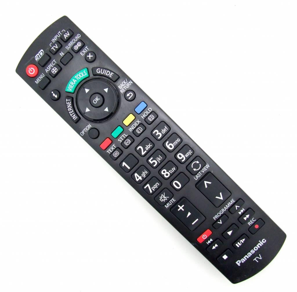 Panasonic Original Panasonic N2QAYB000752 remote control for TV TX-L42ETW5, TX-L32ETW5, TX-P42UT50, TX-P50UT50, TX-L37ETW5, TX-L47ETW5