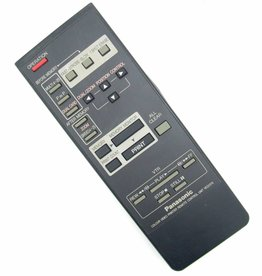 Panasonic Original Panasonic remote control VEQ1376 colour video printer remote