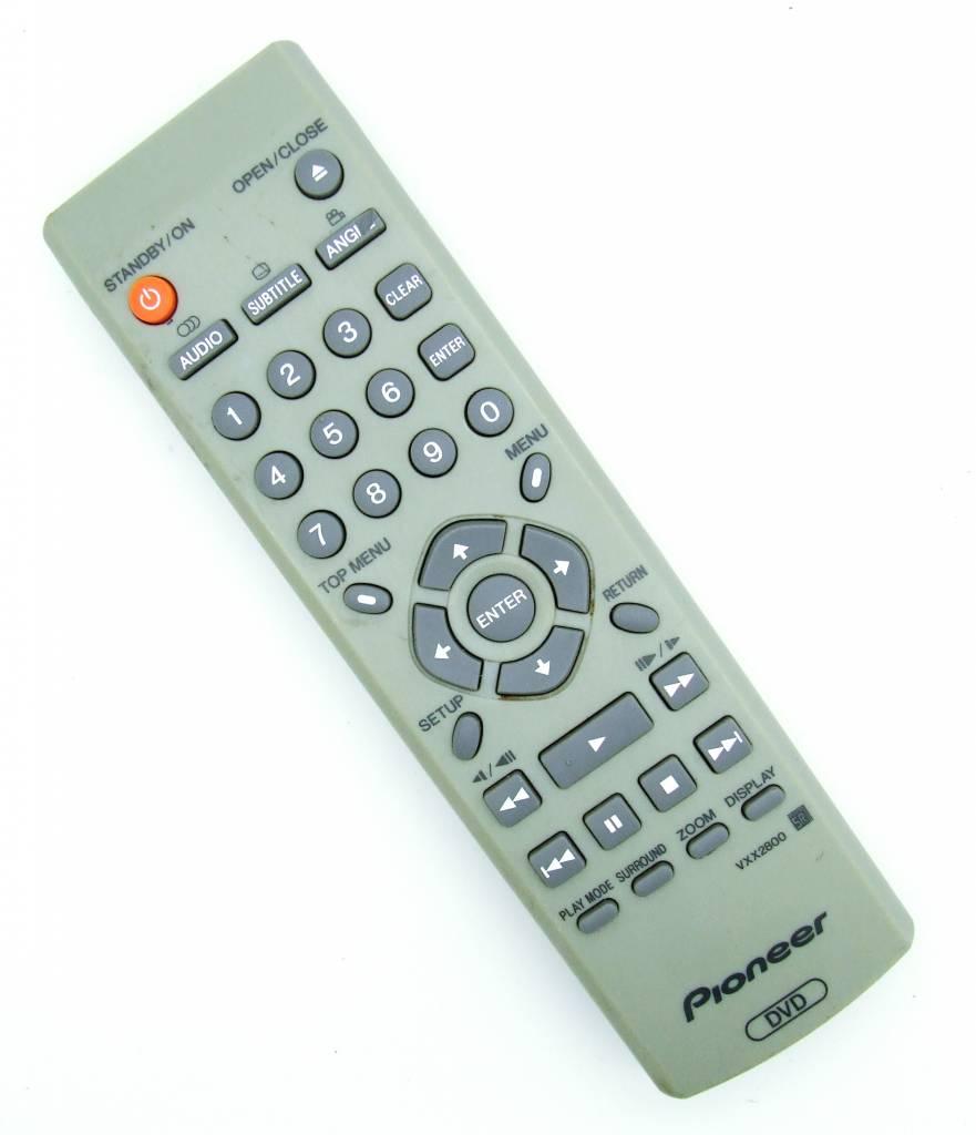 Pioneer Original Pioneer Fernbedienung VXX2800 für DVD