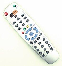 Cyfrowy Polsat Original Fernbedienung Pilot Cyfrowy Polsat Dekoder HD 5000 - MINI HD - RC01-2344 silber