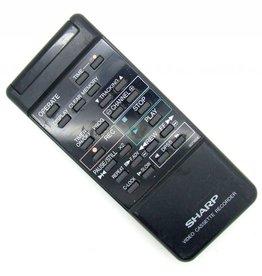 Sharp Original remote control Sharp G0716GE Video Cassette Recorder