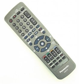 Panasonic Original remote control Panasonic N2QAKB000022 VCR / TV