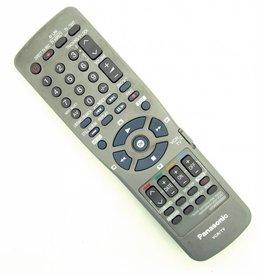 Panasonic Original remote control Panasonic N2QAKB000022 VCR / TV
