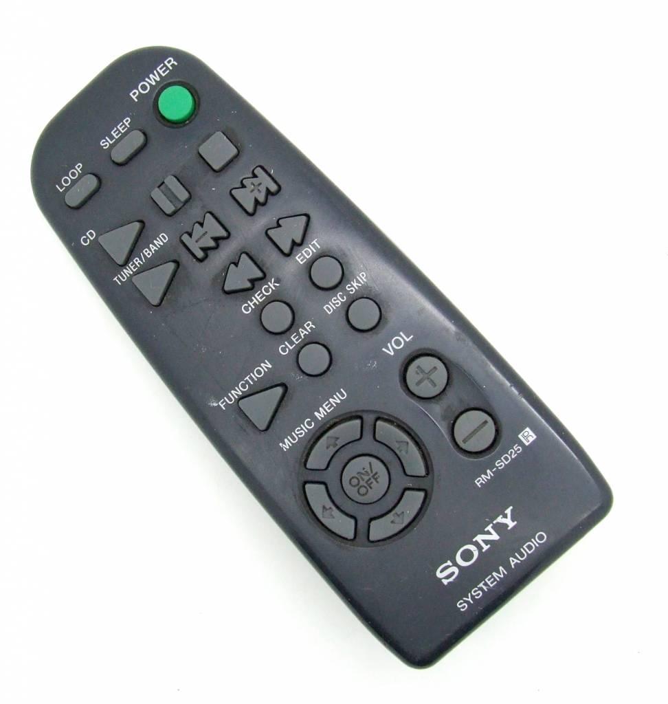 Sony Original Fernbedienung Sony RM-SD25 System Audio