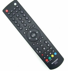Sharp Original remote control Sharp RC1910 LCD TV