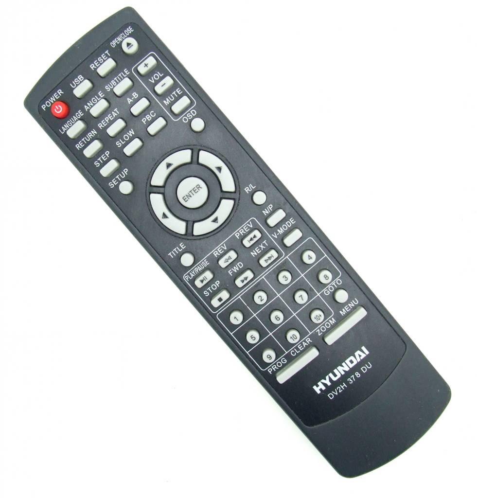 Hyundai Original remote control for Hyundai DV2H 378 DU Pilot