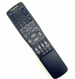 Panasonic Original Panasonic remote control VCR/TV