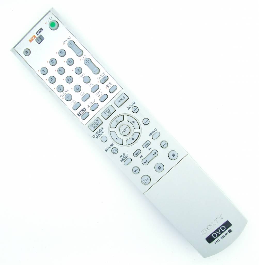 Sony Original Sony Fernbedienung RMT-D205P für DVD