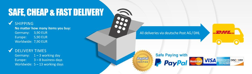 payment/ shippingcosts
