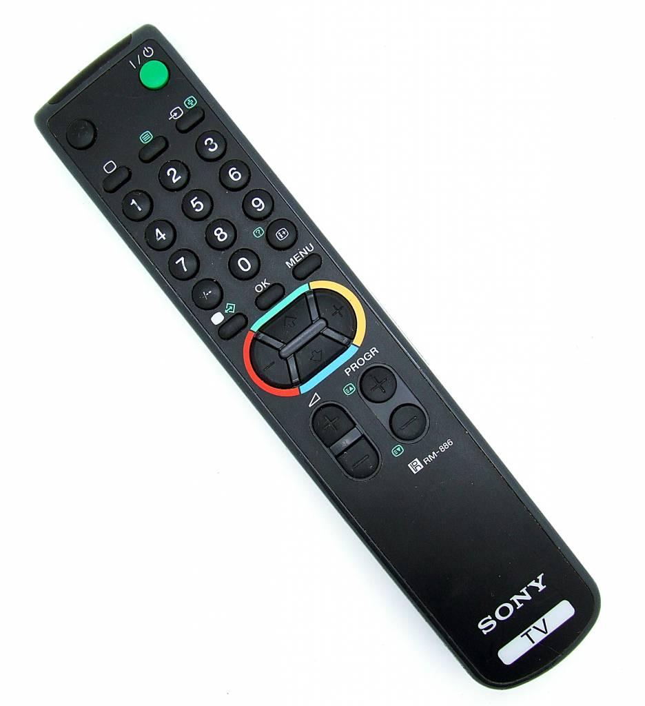 Sony Original Sony remote control RM-886 TV