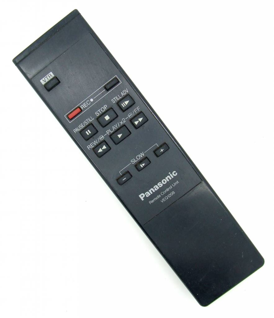 Panasonic Original Fernbedienung Panasonic VEQ1208