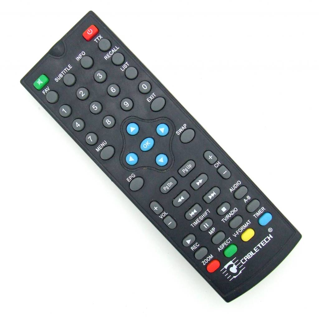 Cabletech Original Cabletech Fernbedienung Pilot telecomanda