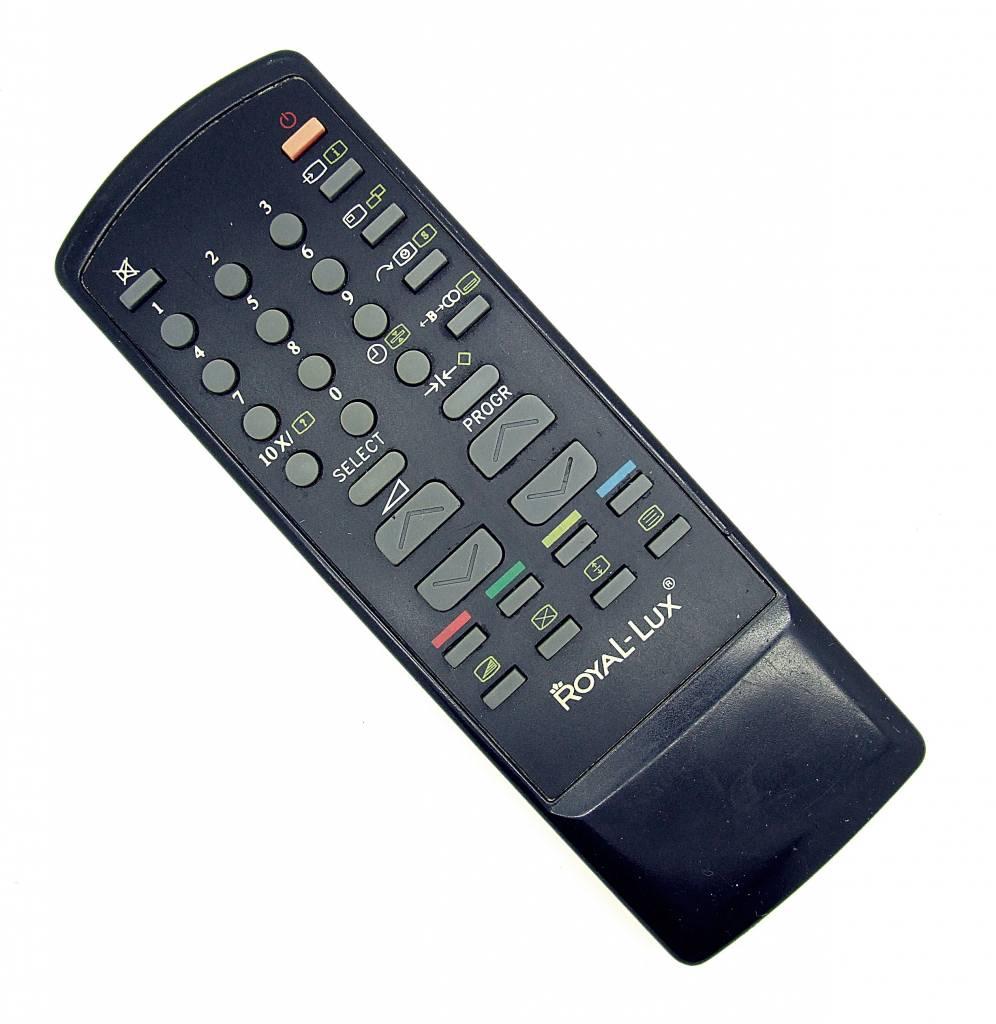 Original Royal-Lux remote control for TV