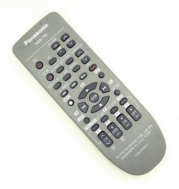 Panasonic Original Panasonic remote control N2QAHB000031 TV/VCR