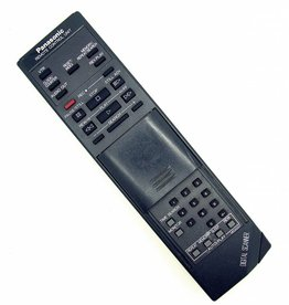 Panasonic Original Panasonic remote control VEQ1207 Digital Scanner