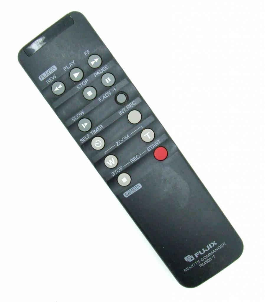 Original remote control Fujix RM805-T Remote Commander