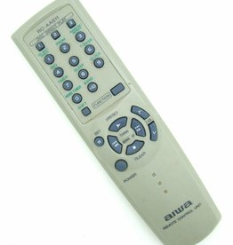 Aiwa Original remote Aiwa RC-AAS11 Remote Control Unit