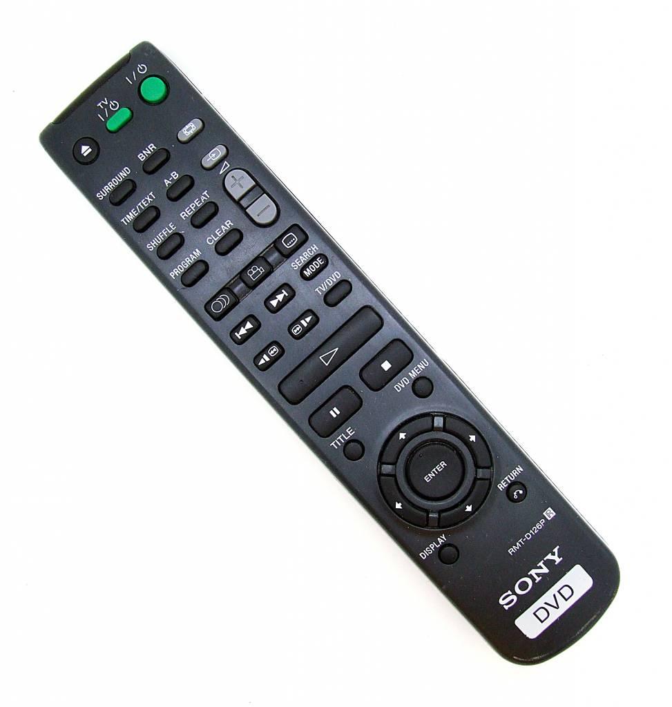 Sony Original Sony Fernbedienung RMT-D126P für DVD Player