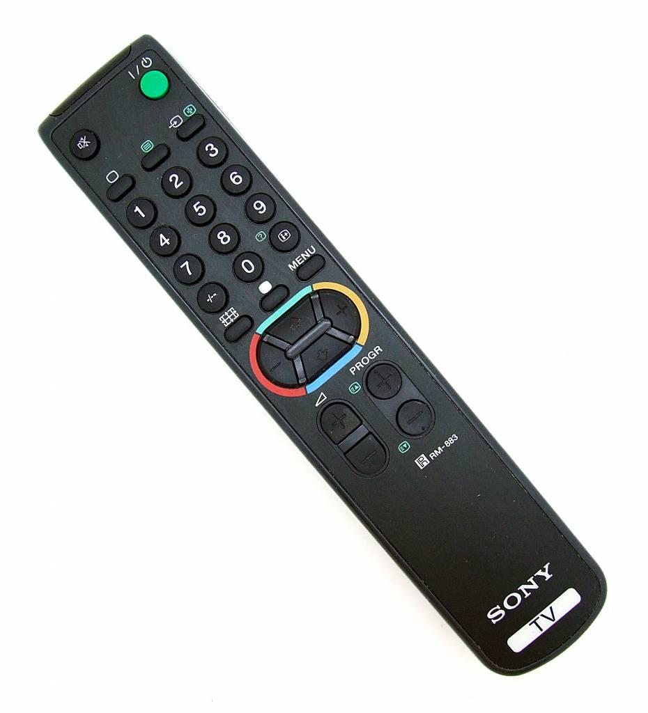 Sony Original Sony Fernbedienung RM-883 für TV