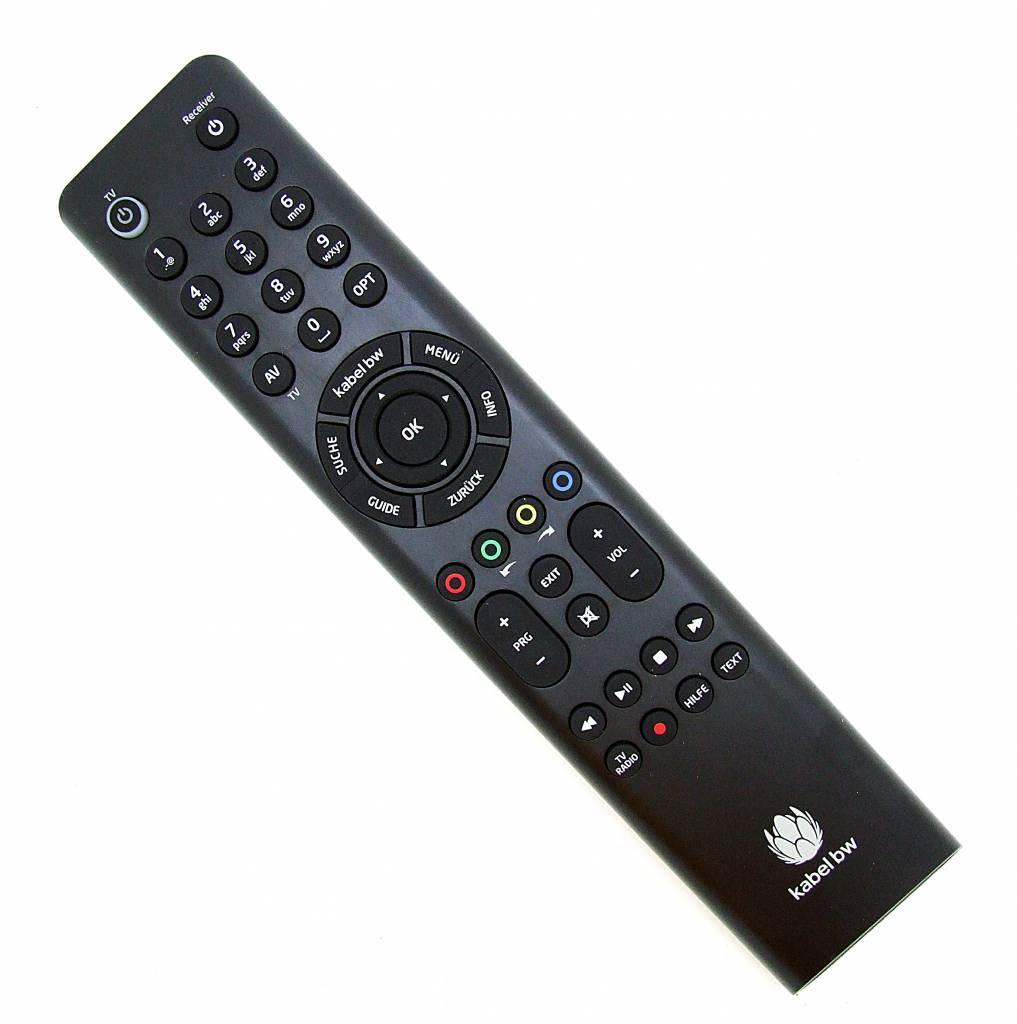 Unity Media Original Kabel BW Fernbedienung UnityMedia URC 186000-00R00