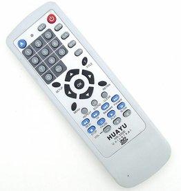 Original remote control Huayu HR-330E DVD Video Universal