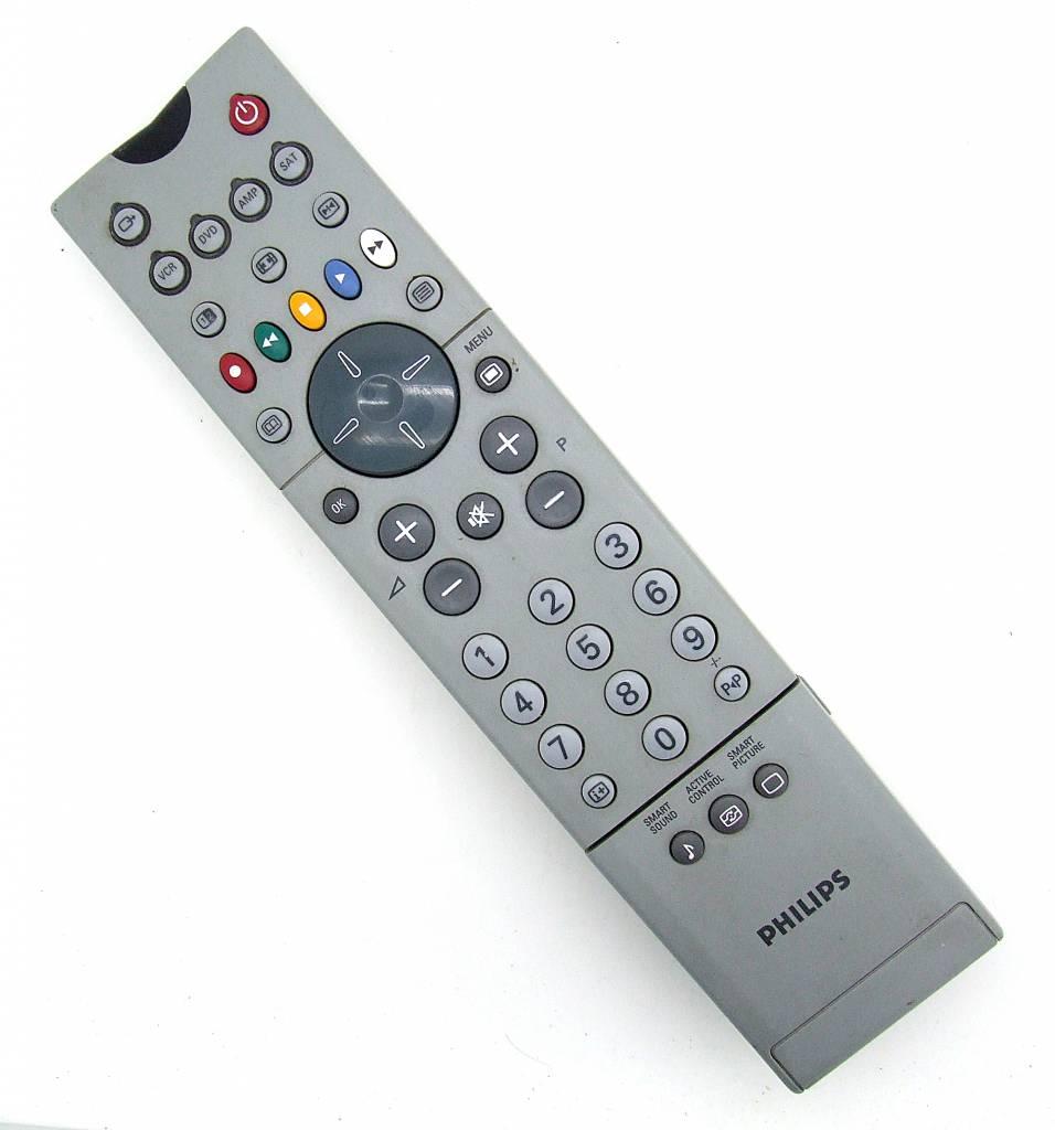 Philips Original Philips Fernbedienung RC 2062/01 für TV / DVD / VCR