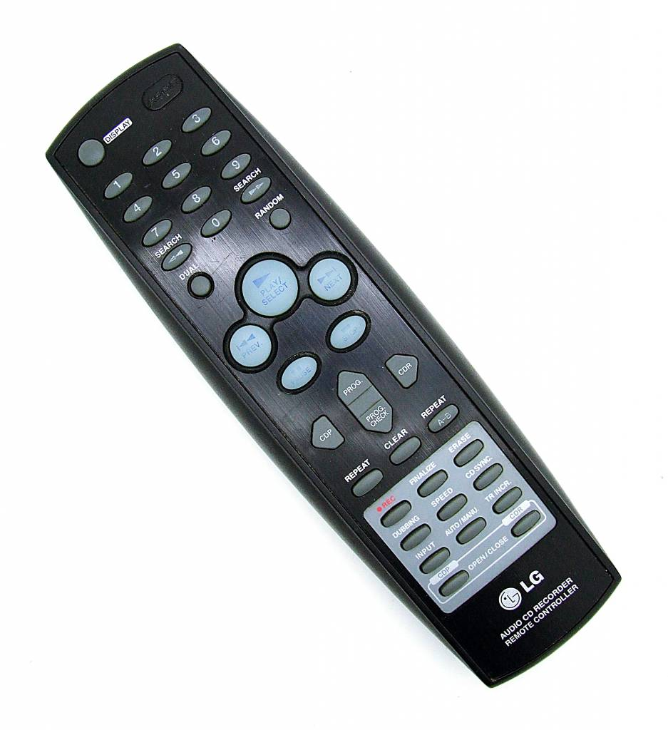 LG Original LG Fernbedienung ACDR Audio CD Recorder remote controller