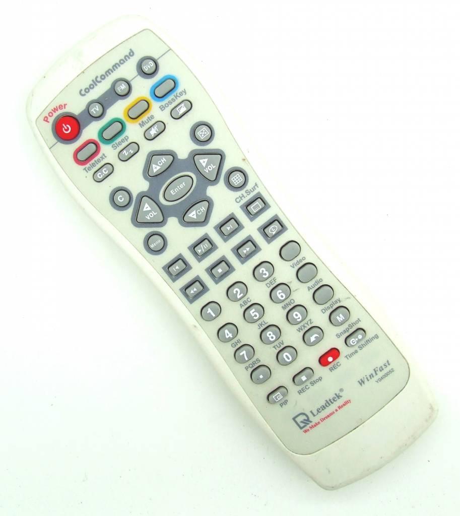 Leadtek Original remote control Leadtek Y0400052 CoolCommand Pilot
