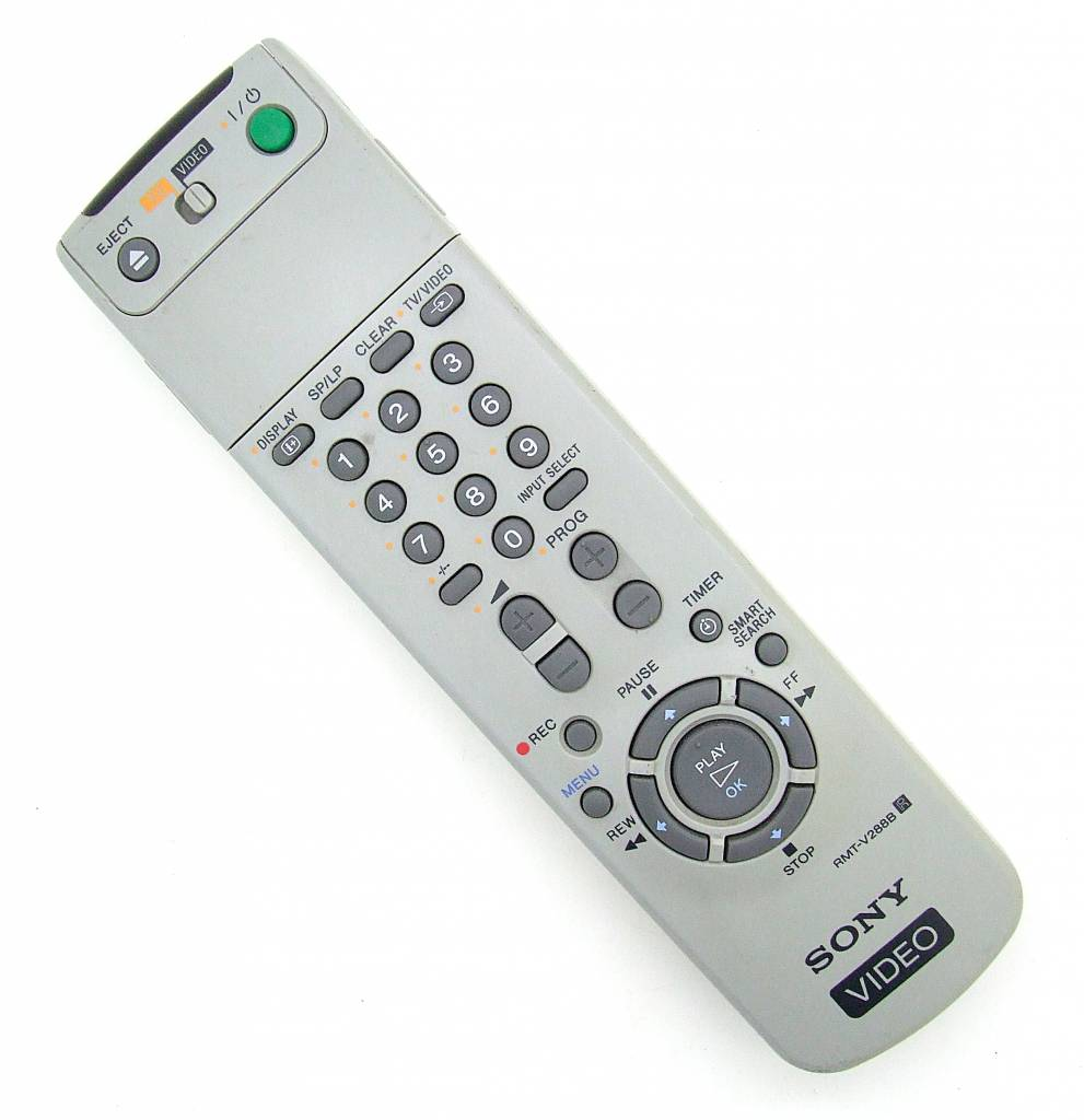 Sony Original remote control Sony RMT-V288B Video TV