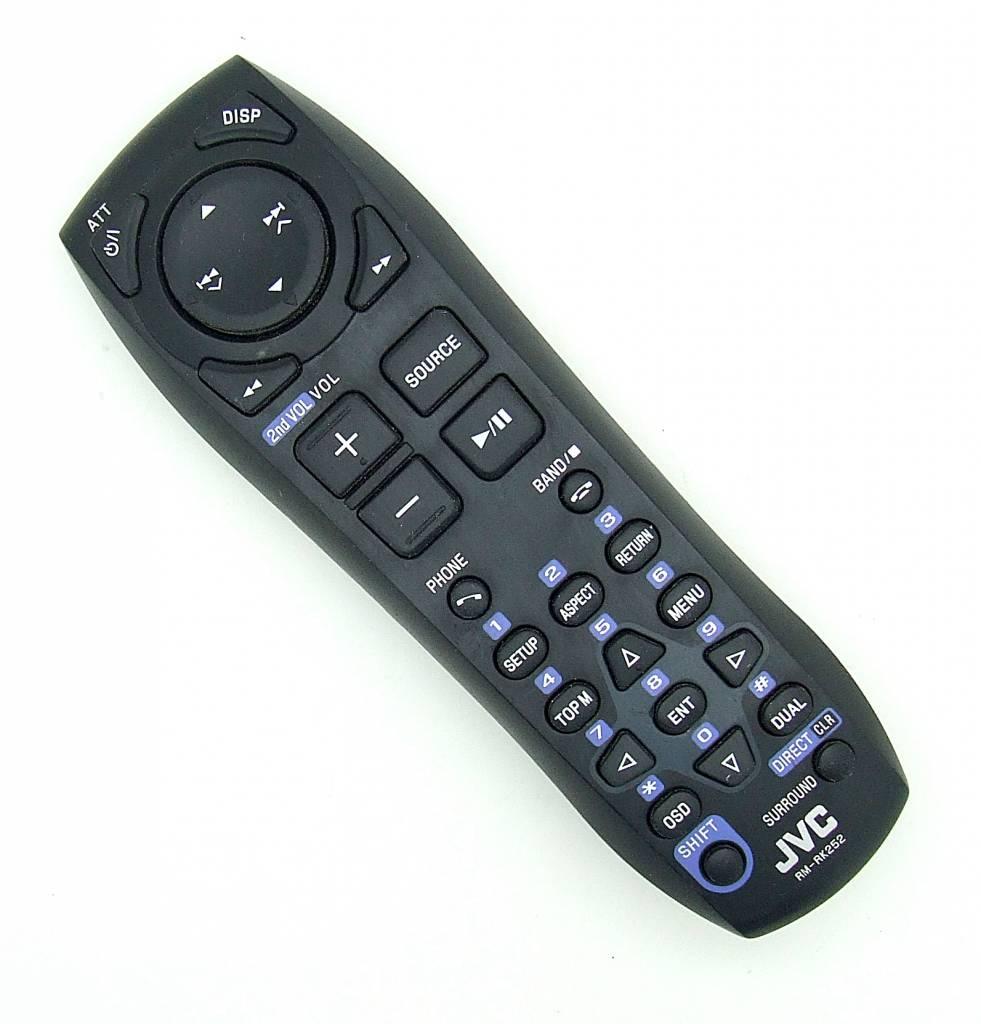 JVC Original Fernbedienung JVC RM-RK252 für Autoradio