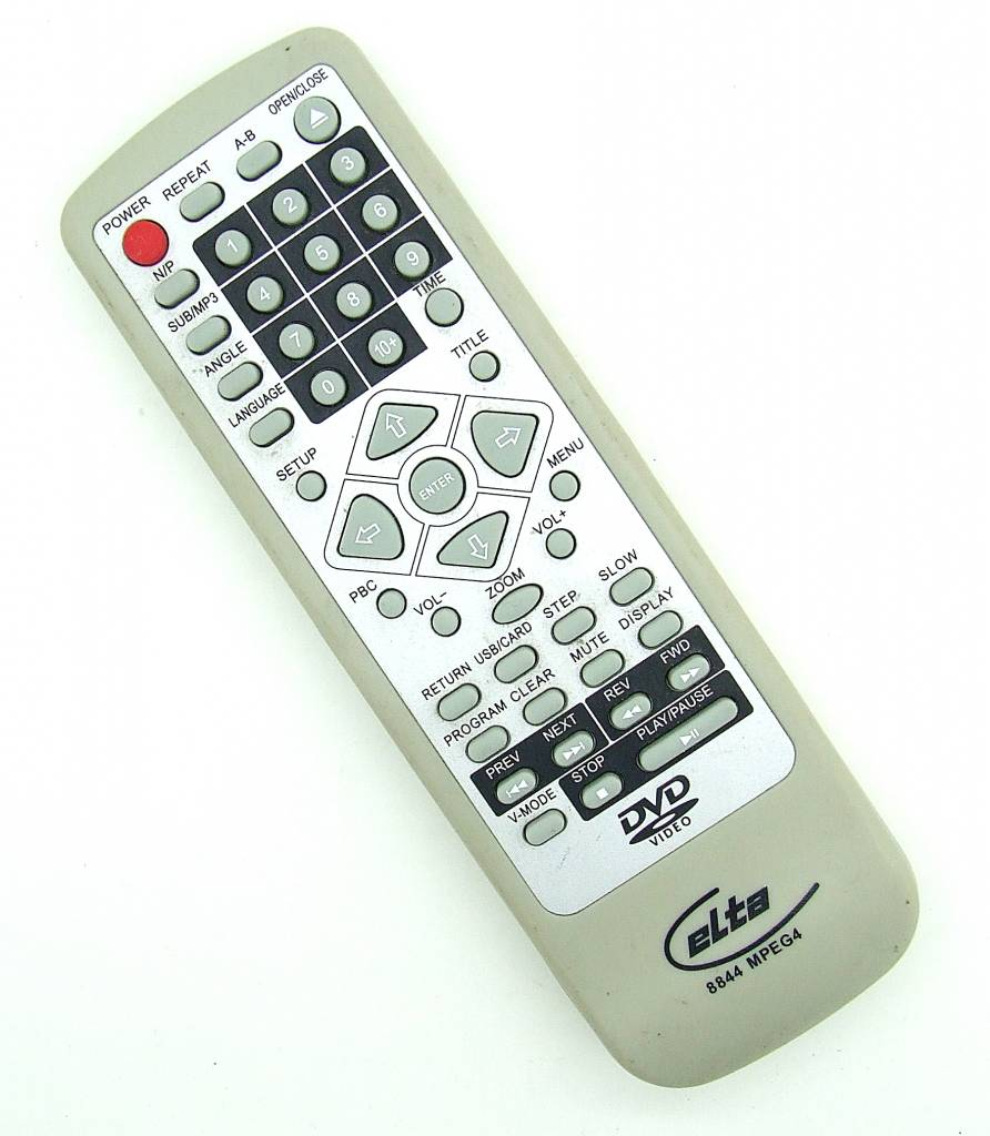 Original remote control Elta 8844 MPEG4 Pilot