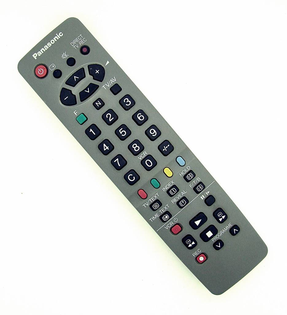 Panasonic Original Panasonic Fernbedienung EUR511310 für TV