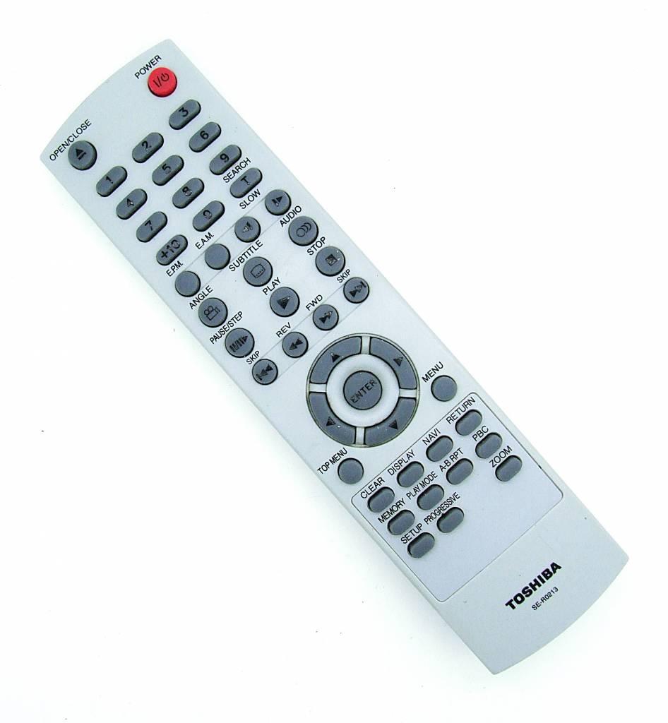 Toshiba Original Toshiba remote control SE-R0213 for DVD Player