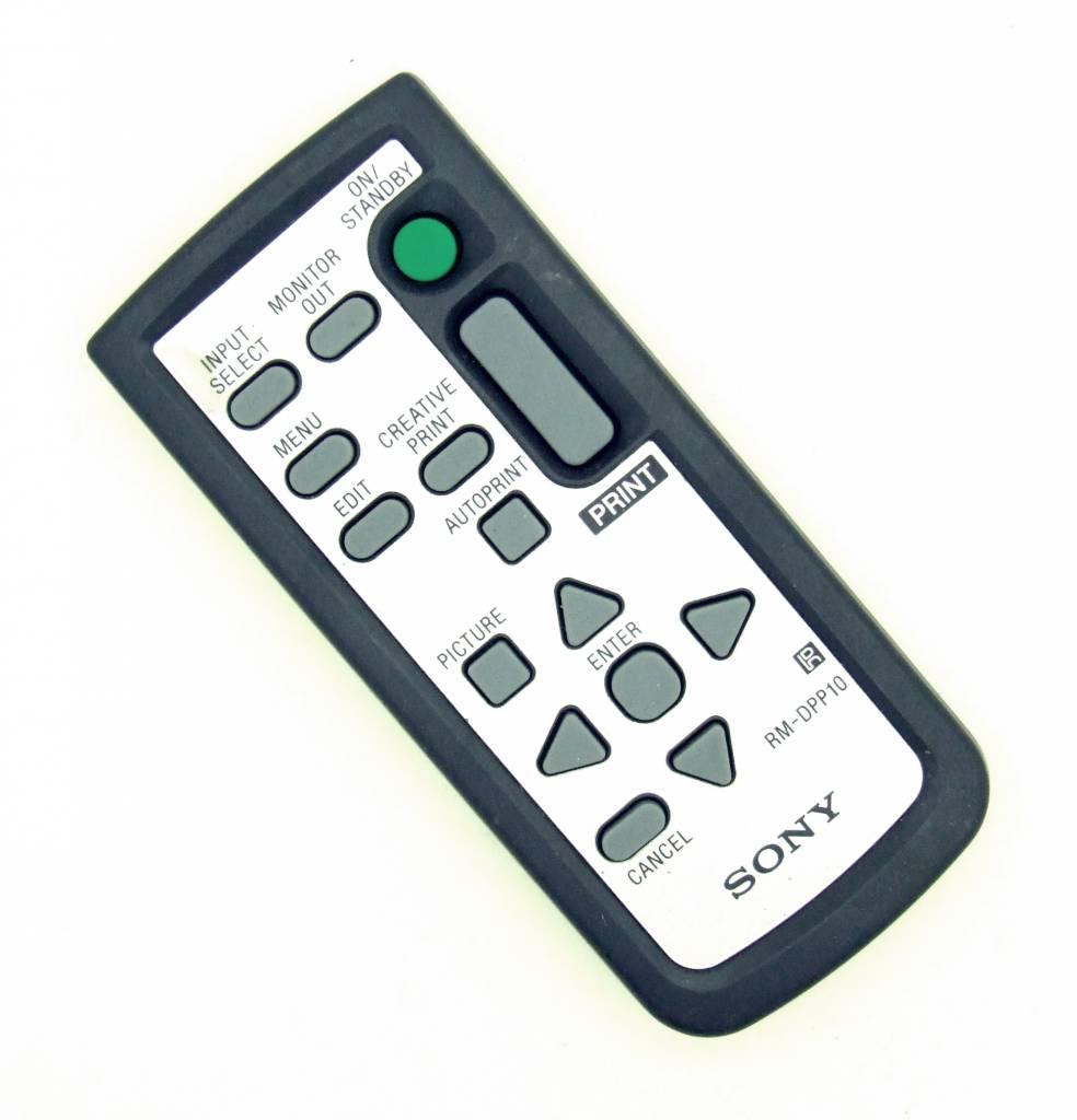 Sony Original remote control Sony RM-DPP10 Digital Photo Printer