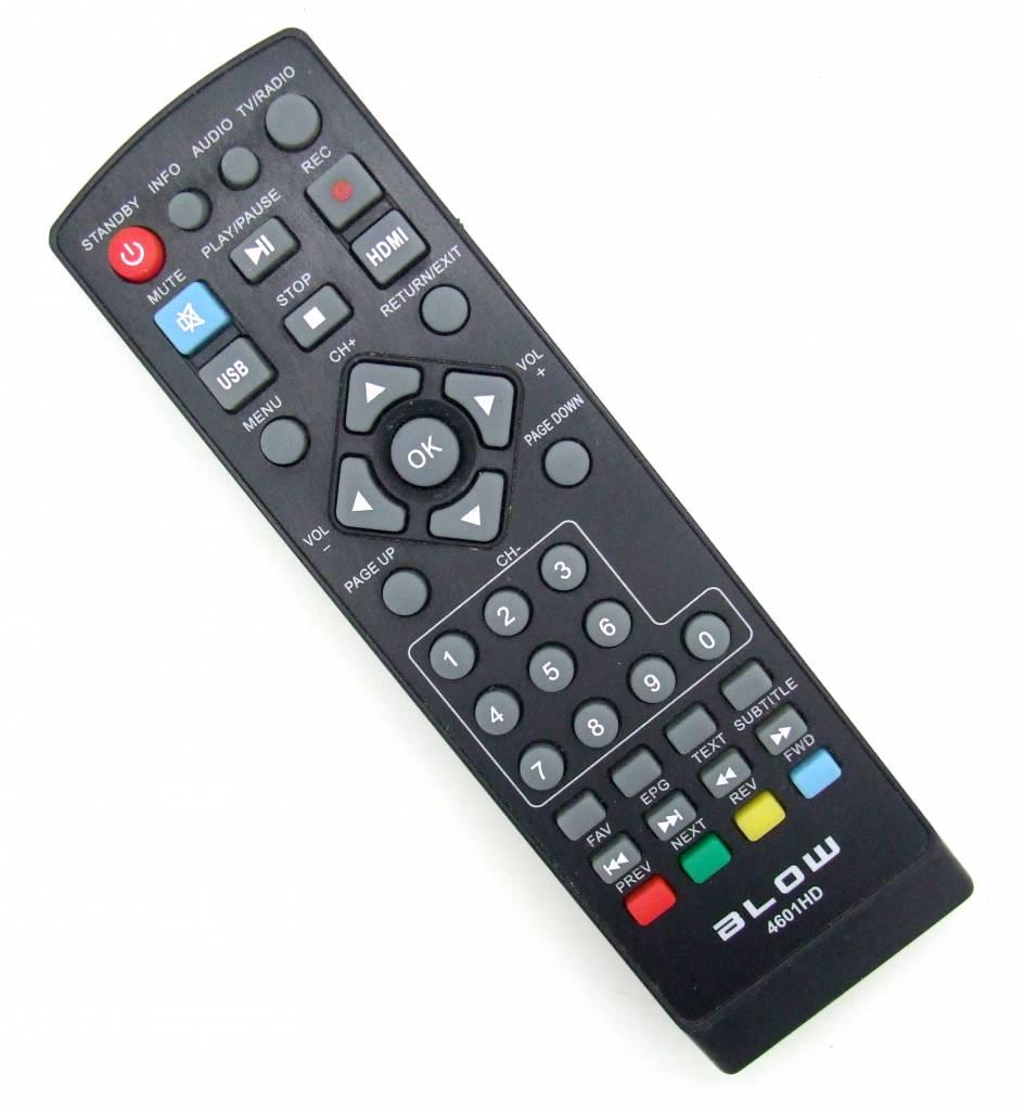 Original remote control Blow 4601HD Pilot