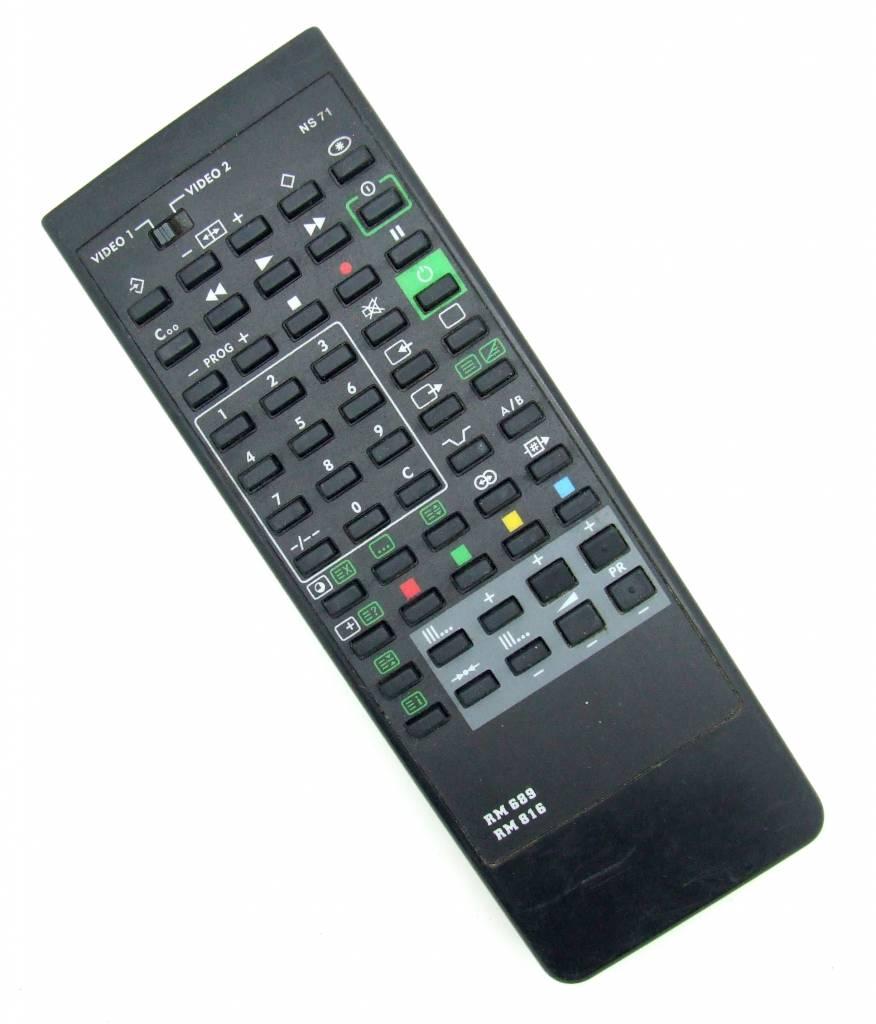 Sony Original Fernbedienung NS71 Sony RM-816 / RM-689