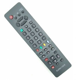 Panasonic Ersatz remote control for Panasonic EUR511310 TV