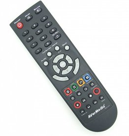 AverMedia Original remote control AverMedia RM-KV for AVerTV TwinStar
