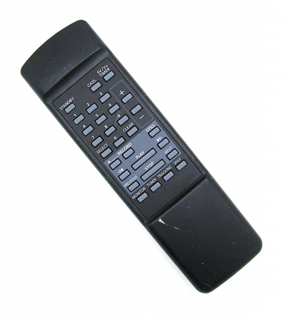 Philips Original Philips remote control 862266150211 RT 150/211 for Videorecorder